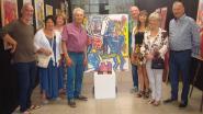 Kunstschilder Willy Van Wulpen exposeert in Jean de la Moutarde