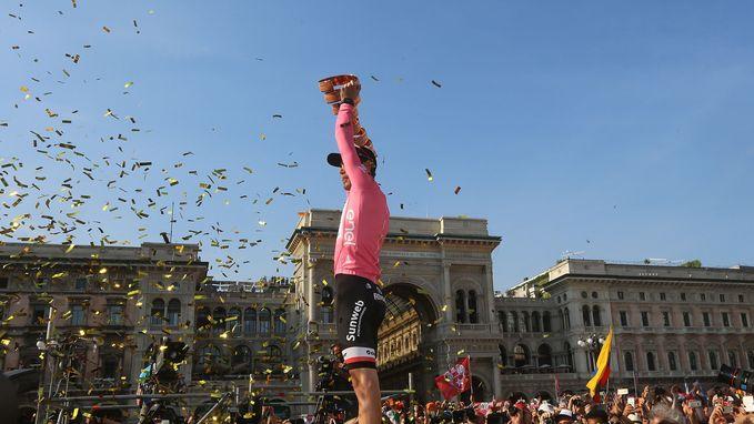 Primeur in de Giro: rittenkoers start in 2018 in Jeruzalem