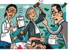Zorgkosten brengen Nederlanders in geldproblemen