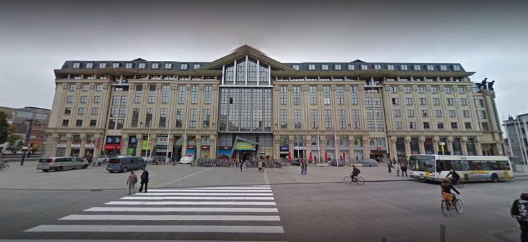 Shopping Gent Zuid.
