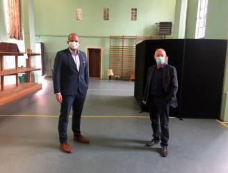 """Coronabesmetting bij scouts en gidsen Sint-Kwinten: """"Noodtestcentrum in oud klooster"""""""