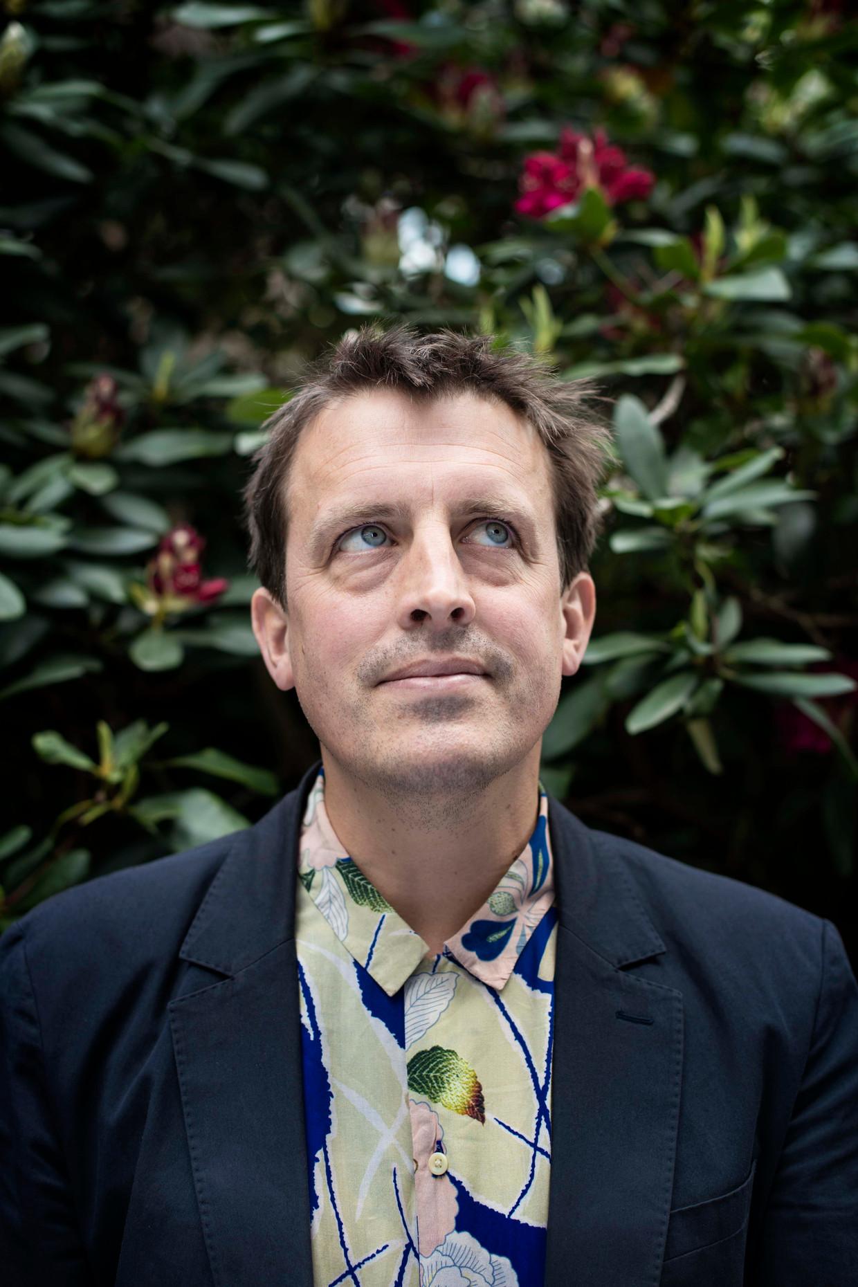 Onderzoeksjournalist Oliver Bullough.