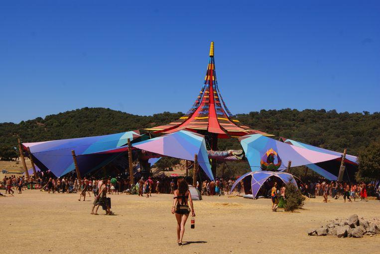 Boom-festival Beeld Trouw