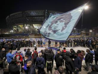 Burgemeester Napels wil voetbalstadion naar Maradona vernoemen