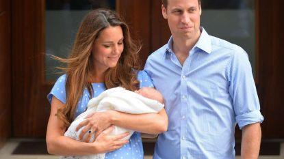 Terugblik: zo werden prins George en prinses Charlotte voor het eerst getoond aan enthousiast publiek