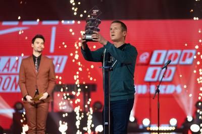 Achter de schermen bij de Top 40 Awards: heel relaxed over de rode loper