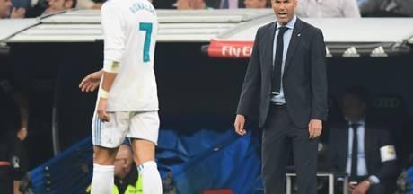 Zinédine Zidane predikt kalmte bij haperend Real