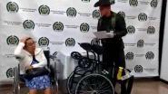81-jarige vrouw betrapt met 3 kilo cocaïne in rolstoel