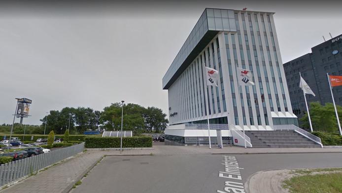 Het hoofdkantoor van De Haan Advocaten in Groningen