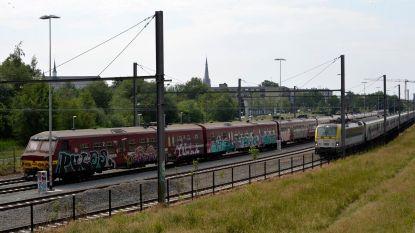 Vorig jaar 20 treinen op lijn Turnhout-Binche afgeschaft door agressie
