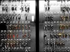 Kast met sleutels geplunderd in Meppel