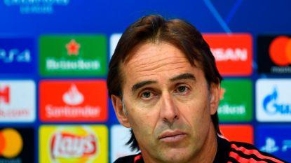 Droomjob van Real Madrid-coach Lopetegui verandert in nachtmerrie: doodsvonnis is al getekend