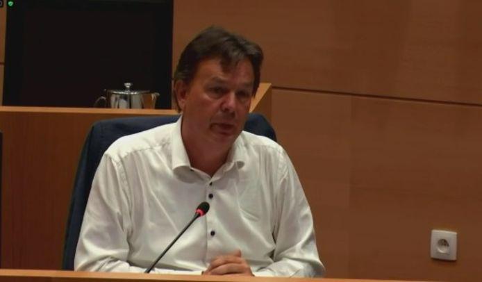 Stefaan Van Hecke.