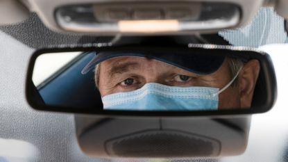 Uber verplicht zijn chauffeurs vanaf maandag een selfie mét mondmasker te maken voor elke rit