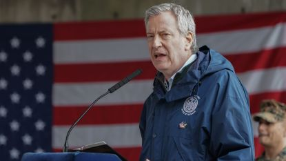 """Burgemeester New York smeekt om hulp bij coronacrisis: """"Zondag is D-Day"""""""
