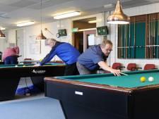 Biljartvereniging Middelburg mag rekenen op steun gemeente bij zoeken naar nieuw clubhuis