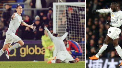 """Romelu Lukaku doet United-harten sneller slaan, al is het dit keer niet met een goal: """"Pure passie, daarom houdt iedereen van hem"""""""