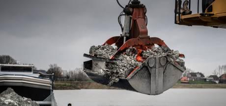 Staatssecretaris laat stort doorgaan, granietbedrijf wil deskundige aansprakelijk stellen