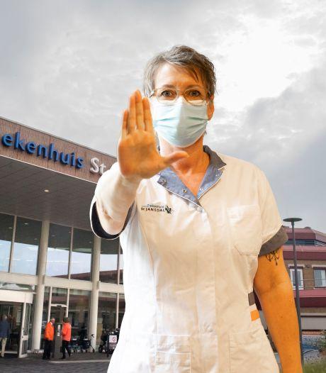 Doe normaal! Verpleegkundige Herma Staal heeft genoeg van coronafrustratie patiënten