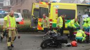 """Automobilist (89) na zware aanrijding met motorrijder: """"Nooit eerder een ongeval gehad. Ik hoop dat alles goed komt"""""""