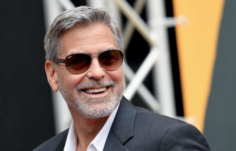 Hollywood-ster George Clooney.