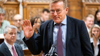 Johan Van Overtveldt neemt ontslag als gemeenteraadslid