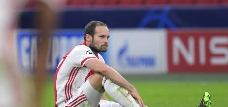 Ajax reist met Daley Blind naar Liverpool