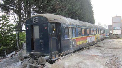 Stoomcentrum redt treinstel Oriënt Express