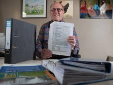 30 jaar aan documentatie: Gerard uit Mariënheem heeft een archief vol aan N35-materiaal