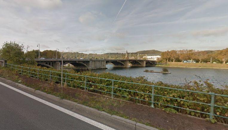 De Atlas-brug in Luik.