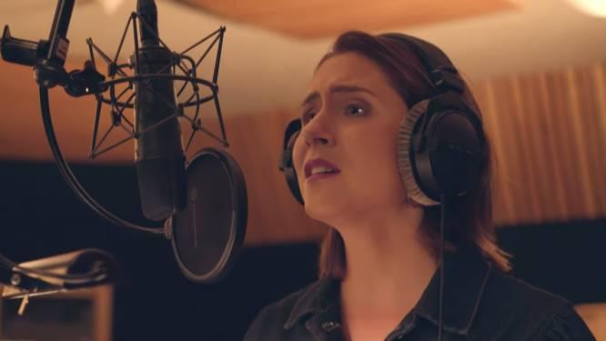 'Familie'-actrice Margot Hallemans brengt eerste single uit