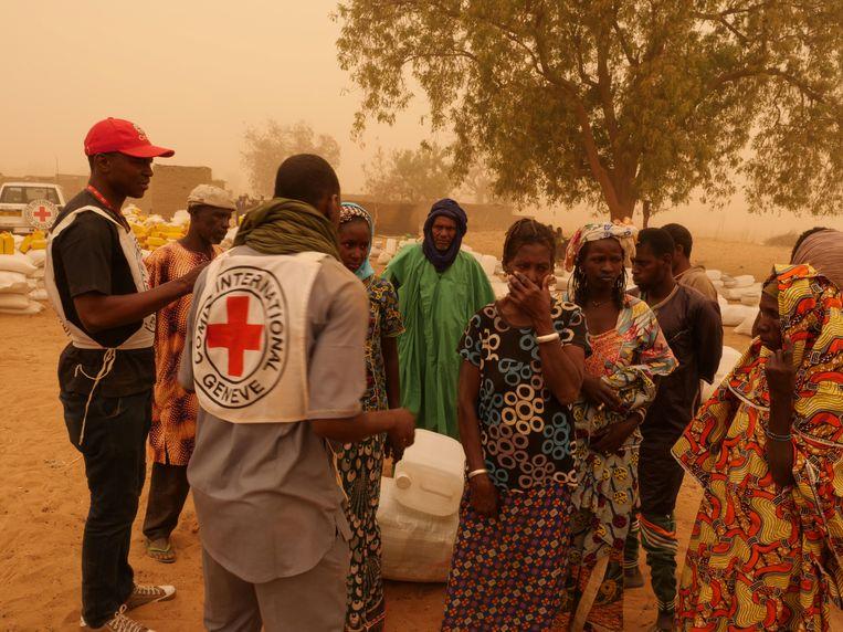 In Ogossagou werden in maart 2019 ook al 160 mensen gedood.
