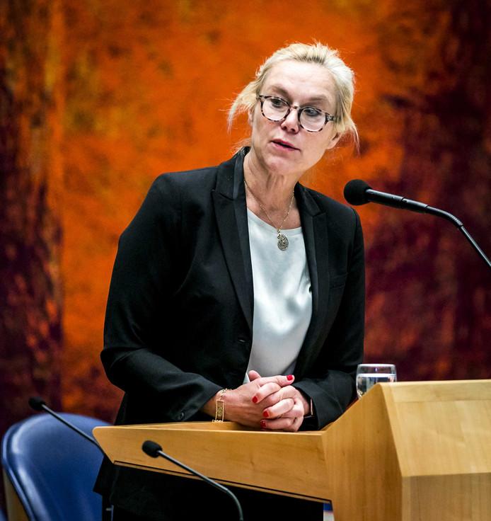 Sigrid Kaag, minister van Buitenlandse Handel en Ontwikkelingssamenwerking