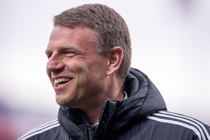 Andries Ulderink is de nieuwe trainer van het Zuid-Afrikaanse Ajax Cape Town.