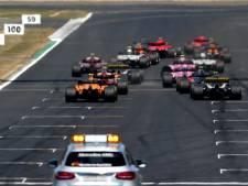 Silverstone komende vijf jaar nog op F1-kalender