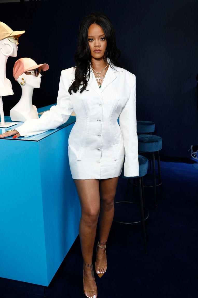 Robyn Rihanna Fenty ofwel Rihanna. Beeld Getty Images for Fenty