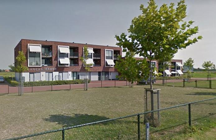 Lancasterhof in Nieuwdorp.