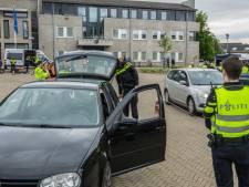 Acht auto's in beslag en 30 mille aan boetes bij grote verkeerscontrole in Malden