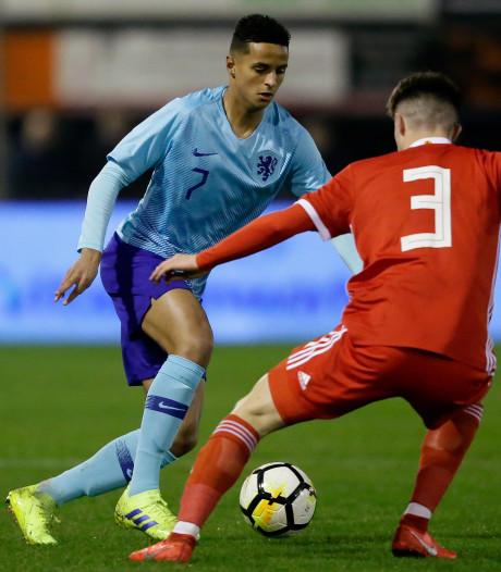 PSV'er Ihattaren wint met Oranje onder 19: 'Voelen elkaar goed aan'