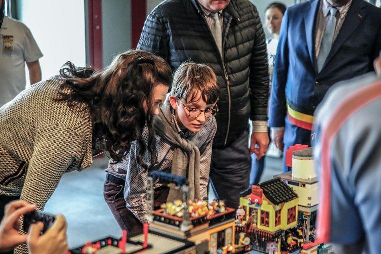 LEGO kan echt mooi zijn, weet ook Nicolas.