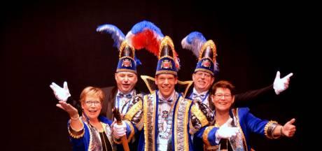 Mark Beens gepresenteerd als stadsprins van Enschede