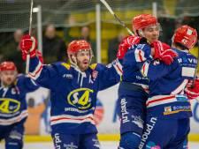 Nijmegen Devils passeert concurrent Mechelen