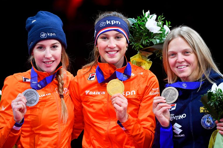 Lara van Ruijven (l)