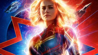 'Captain Marvel' maakt vliegende start in Belgische box office: beste opening ooit voor nieuw personage