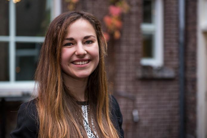 Eindhoven GroenLinks Nr. 8 Eva de Bruijn