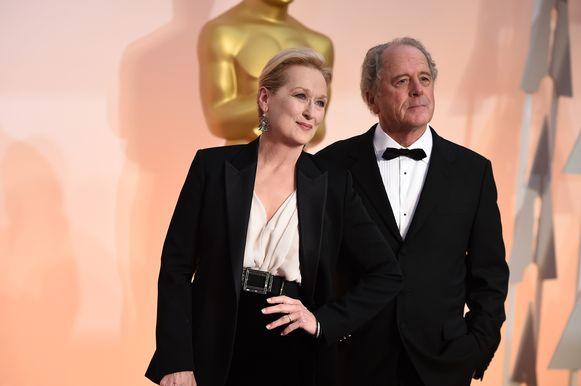 Meryl Streep en Don Gummer.
