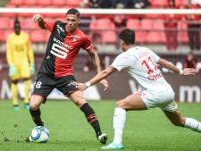 Lille houdt puntje over aan duel bij Stade Rennes