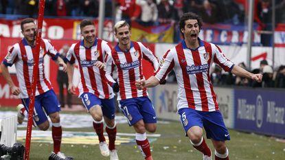 Atletico verplettert Real in clash van Madrid: 4-0