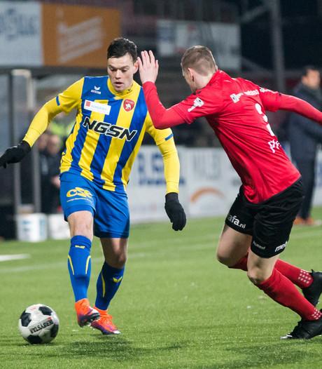 Pijnlijke nederlaag voor FC Oss bij Helmond Sport