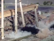 La centrale au charbon la plus polluante d'Australie détruite